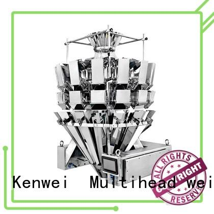 noodle screw Low consumption Kenwei Brand weight checker supplier