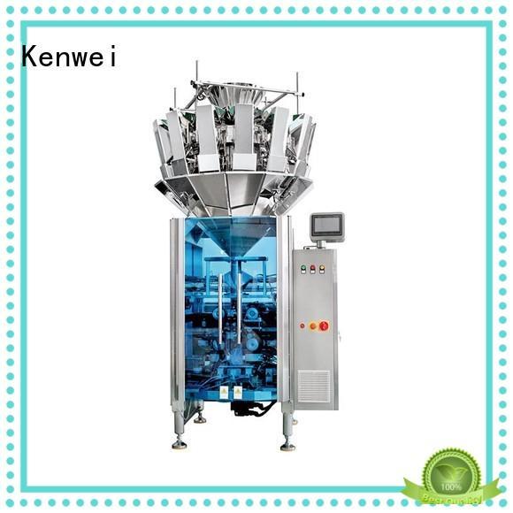 Poche package machine d'économie d'énergie machine package de marque Kenwei