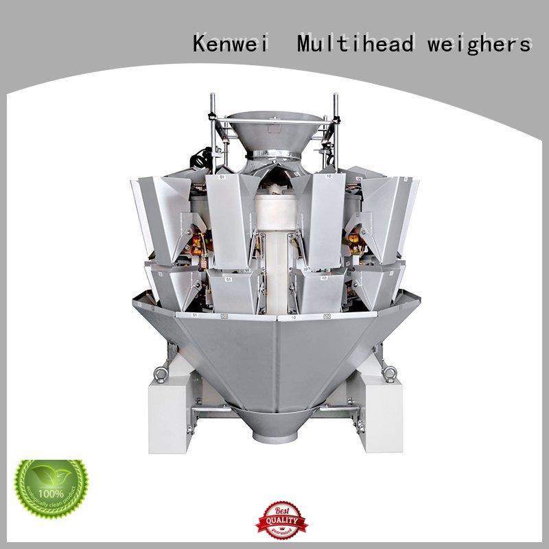 Pesadora Kenwei flexible con sensores de alta calidad para peces picantes