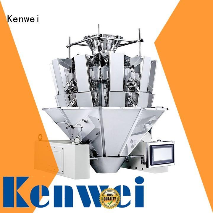 Kenwei trieuse pondérale personnalisation