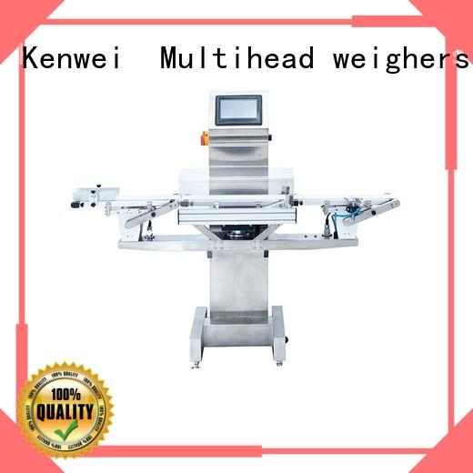 Quality Kenwei Brand check weigher machine many colors