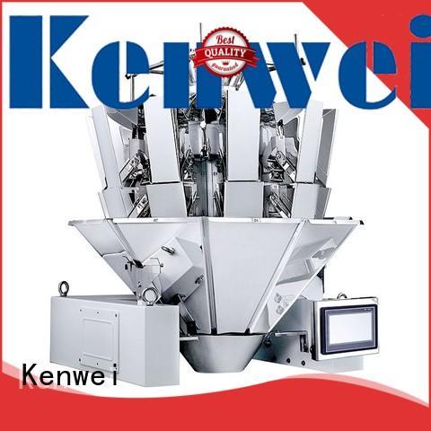 Kenwei baja moq bolsa de embalaje de la máquina de personalización