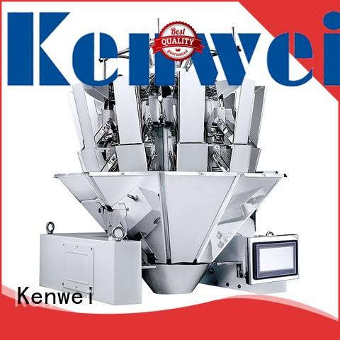Kenwei low moq pouch packing machine customization