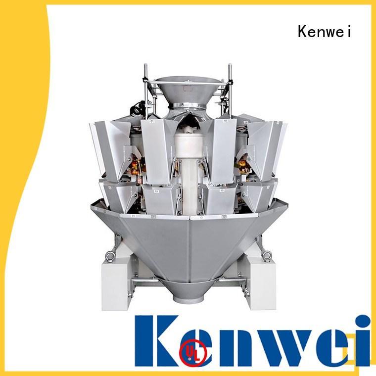 Máquina de embalaje de bolsas de aplicación Kenwei de alta calidad para materiales con alta viscosidad