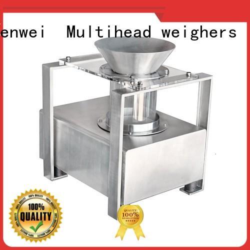 Kenwei horizontale pas cher détecteurs de métaux facile d'entretien pour les produits chimiques