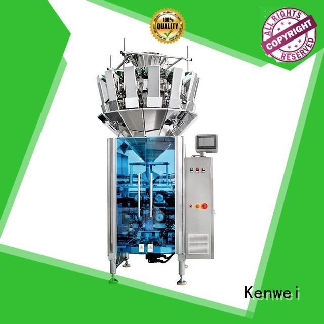 Nueva fábrica de máquinas de llenado Kenwei