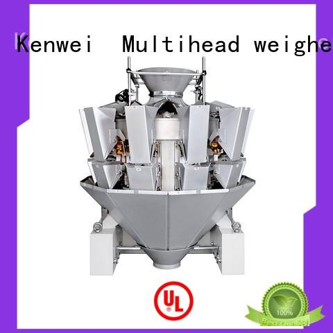 Kenwei congelés chaleur d'étanchéité machine avec de haute qualité pour les matériaux à haute viscosité