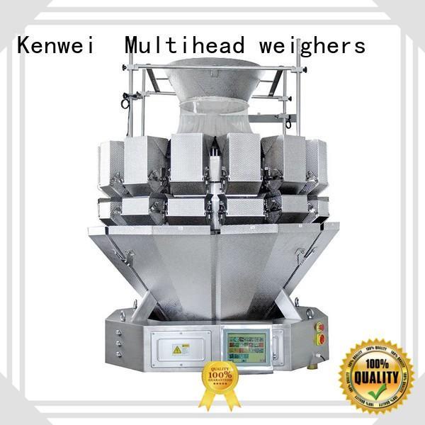 Pesadora multicabezal de precisión con alta calidad para salsa de pato Kenwei