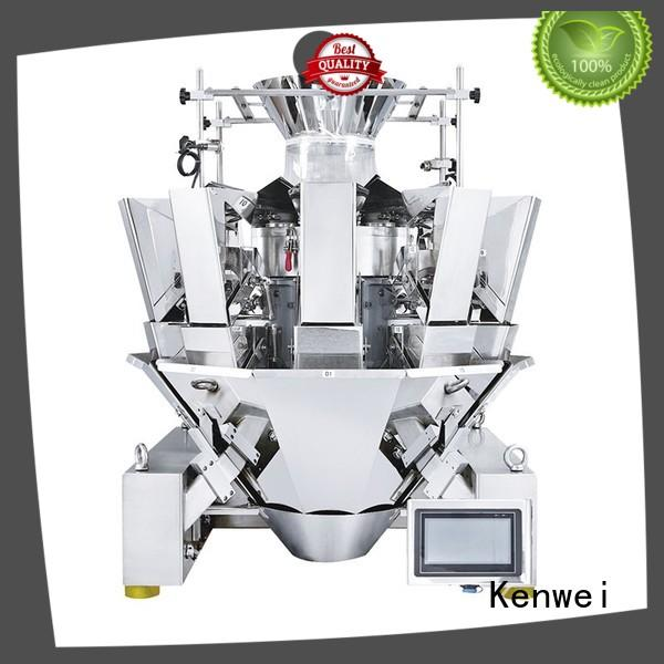 flexibly covers packing machine with high quality for materials with oil Kenwei