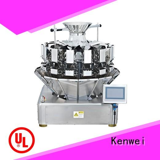 Kenwei Brand counting two weight checker salad factory