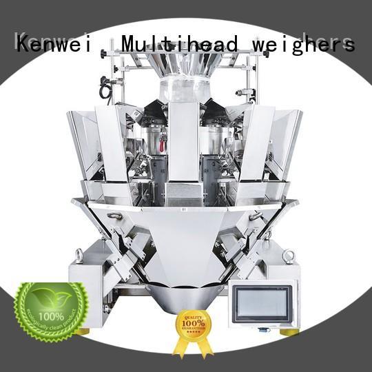 Kenwei máquina de llenado flexible de botellas con sensores de alta calidad para pato salsa