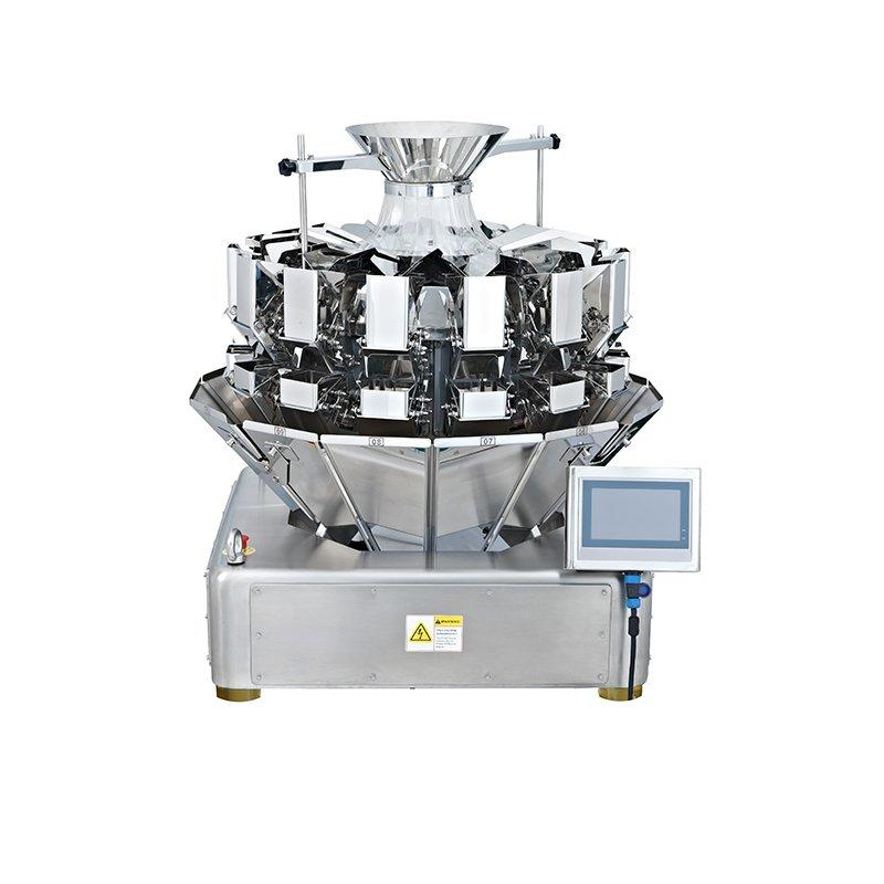 10 Heads High Precision Mini Weigher with 0.5L Hopper