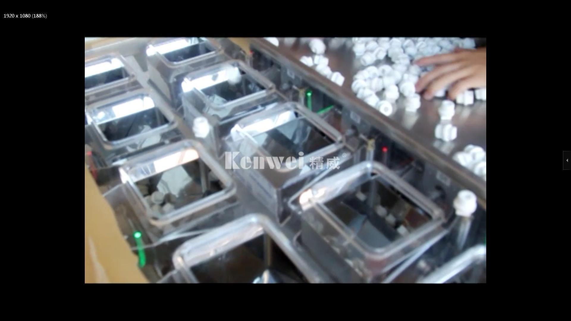Manual Weigher - Granular plastic-Kenwei