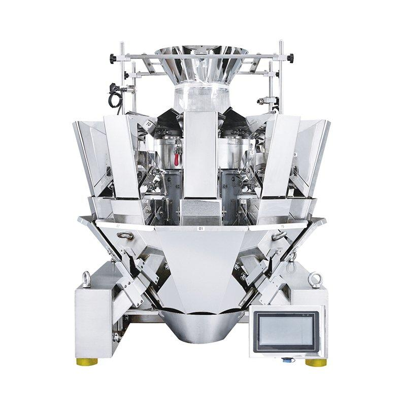 10 Heads Standard Multihead Weigher with 1.6L/2.5L Hopper