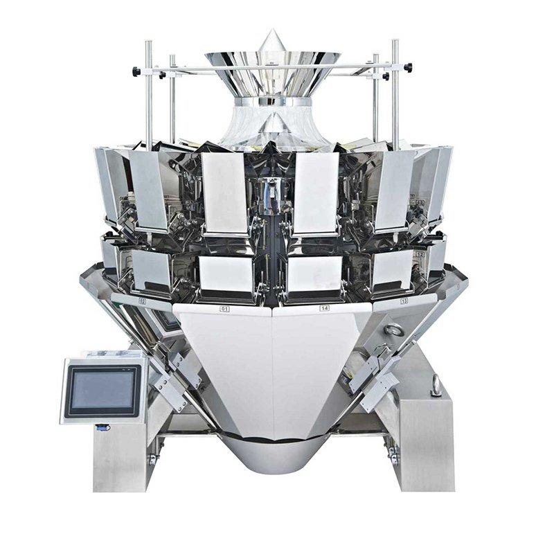14 Head Counting Multihear Weigher for Tea Bags