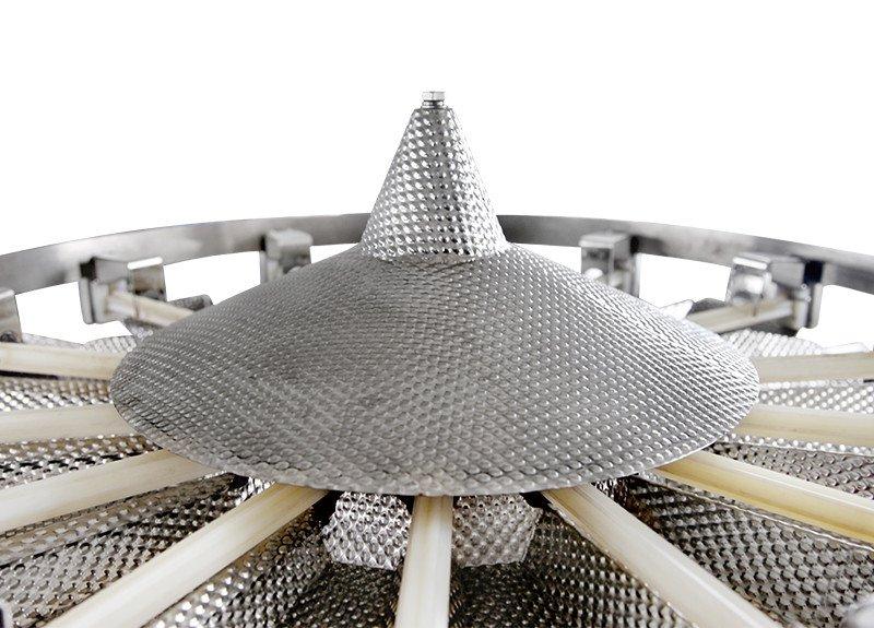 Kenwei d'alimentation poids checker facile à démonter pour les matériaux avec de l'huile-4