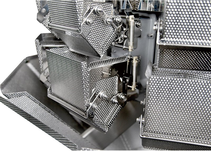 Comprobador de peso de alimentación Kenwei fácil de desmontar para materiales con aceite-6
