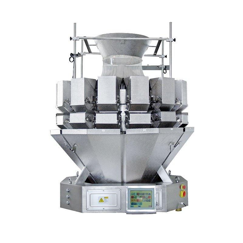 Multihead Weigher for Fresh Vegetable Salad