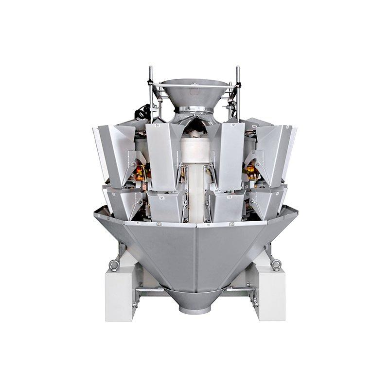 Hardware Multihead Weigher for Small Hardwares Combined Scale