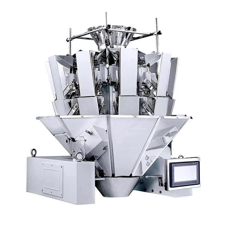 Kenwei -1st G No-spring Weigher - Kenwei Multihead Weighers-1
