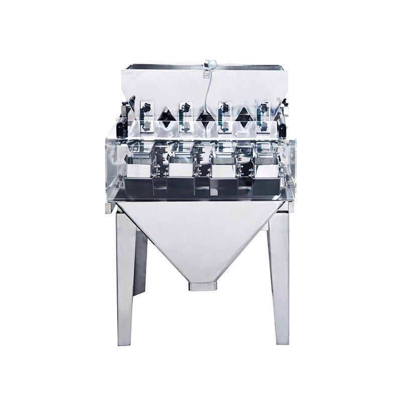 Kenwei -Packaging Machine | 2g 2 Heads Miniature Modular Linear Weigher 15l - Kenwei