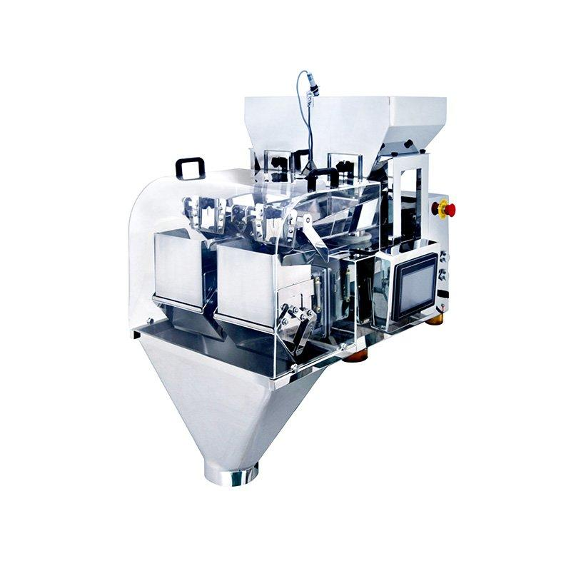 2 Heads  Linear Weigher for Milk Powder 15L