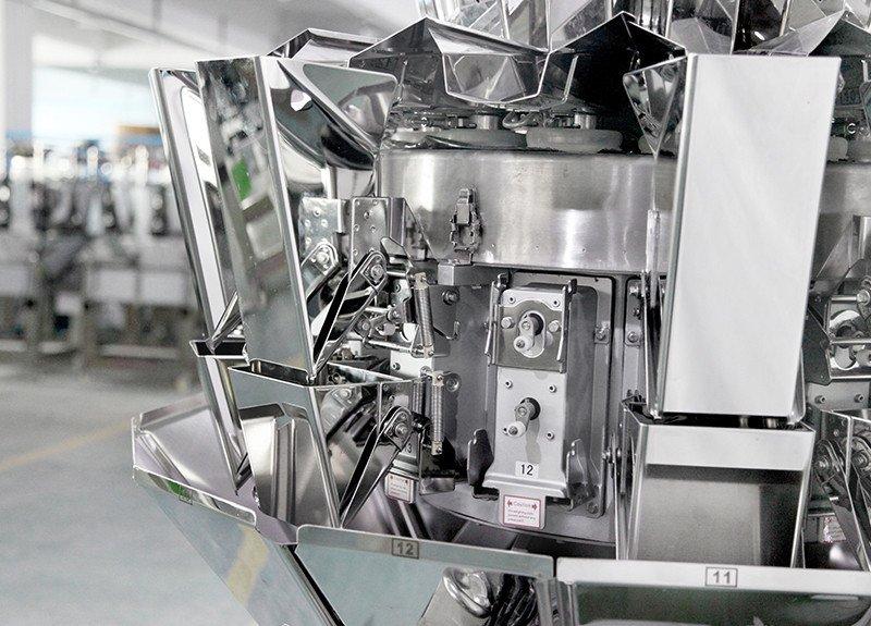 Usine de machines d'emballage Kenwei-4