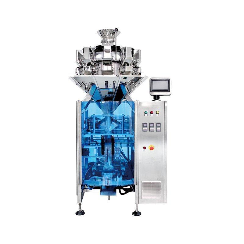 Комбинированная мини-машина для взвешивания и упаковки JW-MC361005
