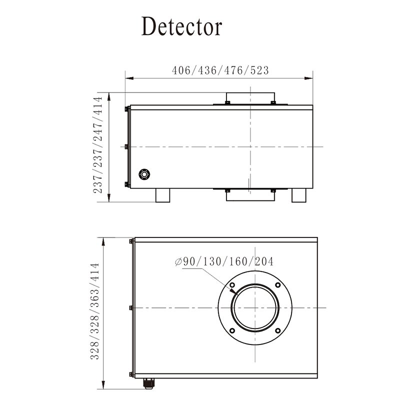 Kenwei -Find Metal Detector For Bakery Industry Detection System From-1