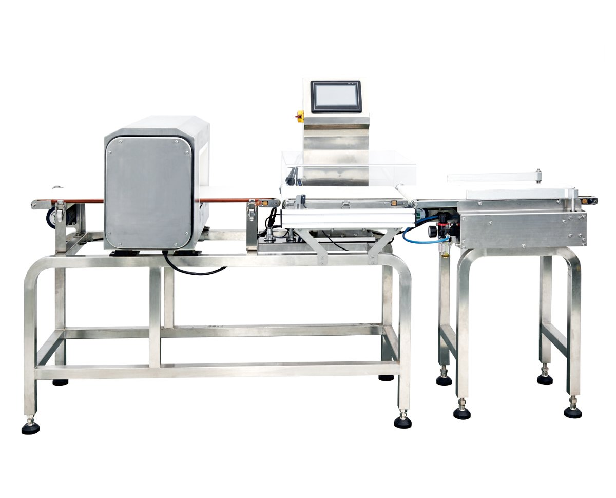 Kenwei -Find 1g Gc320 Combined Check Weigher And Metal Detector-1