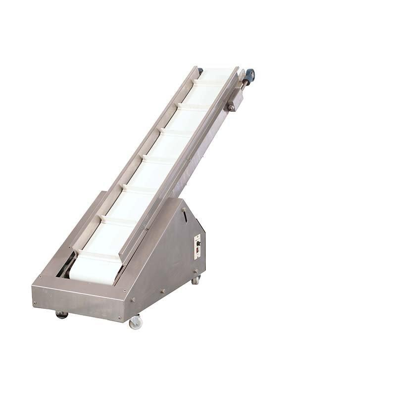 Accessoires pour machines d'emballage de convoyeurs de produits finis