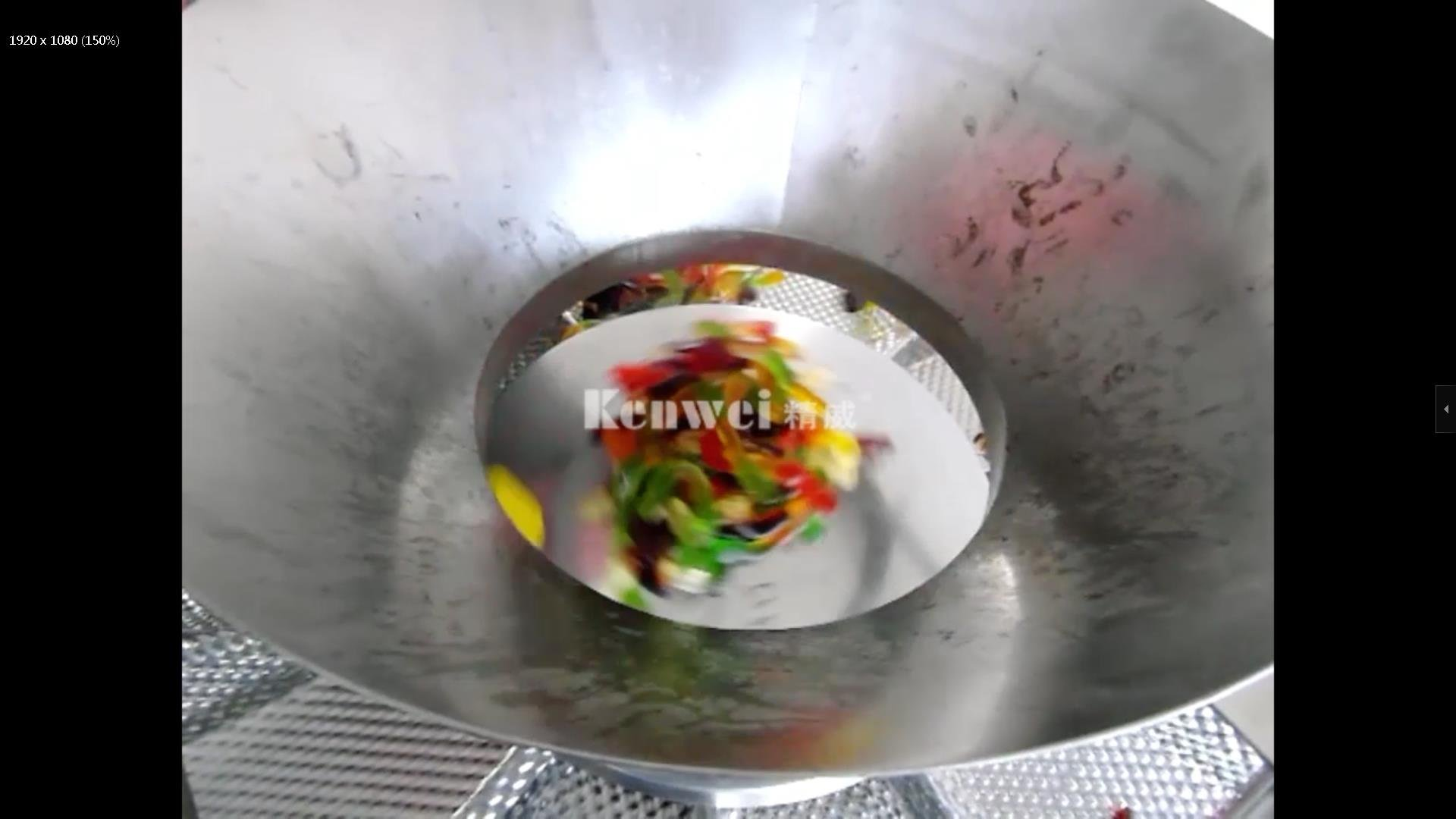 multihead weigher-weight checker-packaging machine-Kenwei