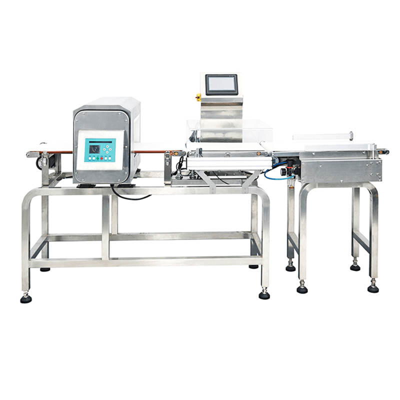 Kenwei -Find 1g Gc320 Combined Check Weigher And Metal Detector