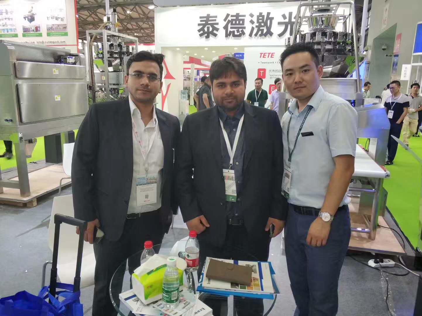 Kenwei -Kenwei invite you to participate in attend ProPak China 2018 Professional Manufacturing, Exc-1