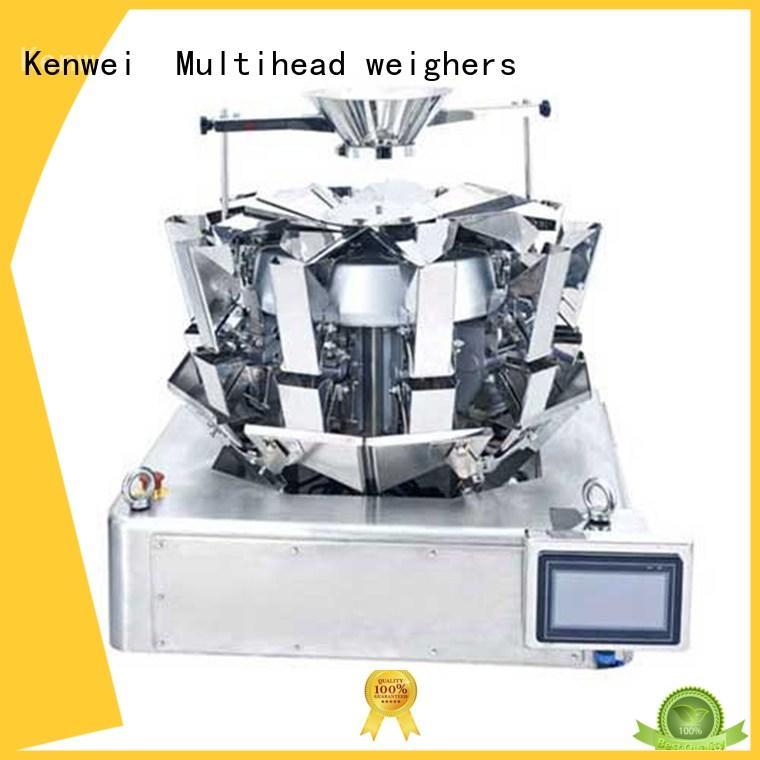 Kenwei manuel bouteille machine de remplissage avec de haute qualité pour les matériaux à haute viscosité