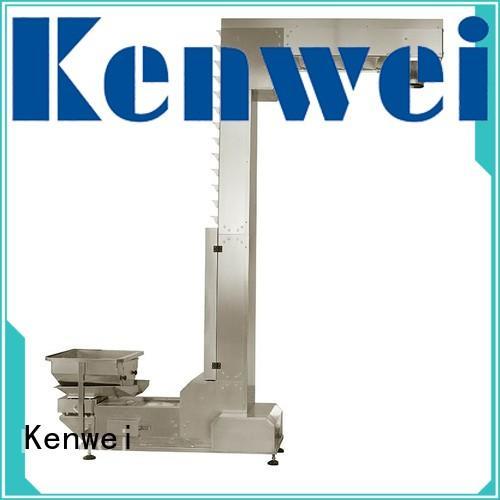 packaging conveyor conveyer platform Kenwei Brand conveyor system