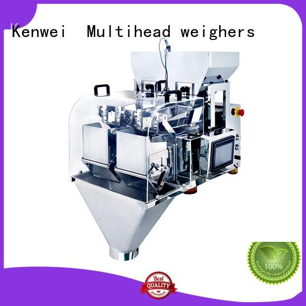 En ligne emballage machine échelle avec haute qualité pour sel industriel
