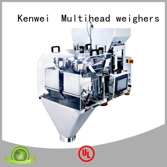 Kenwei anti-poussière de pesage et d'emballage machine échelle pour sel industriel