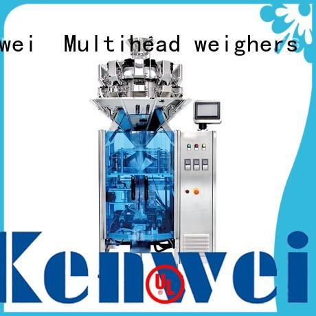 Kenwei fiable poche machine d'emballage en vente pour le pesage bonbons