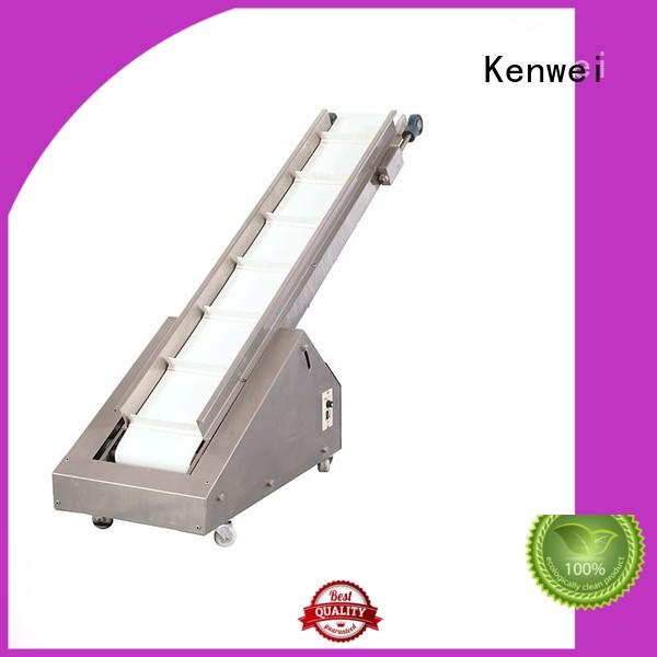 Sistema transportador de recolección Kenwei a la venta para maíz