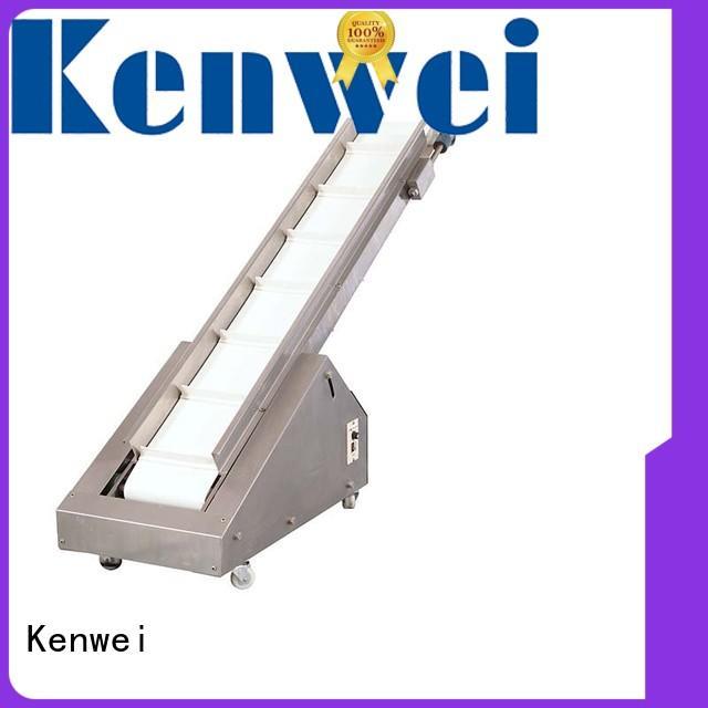 Sistema transportador de mesa Kenwei fácil de desmontar para productos químicos