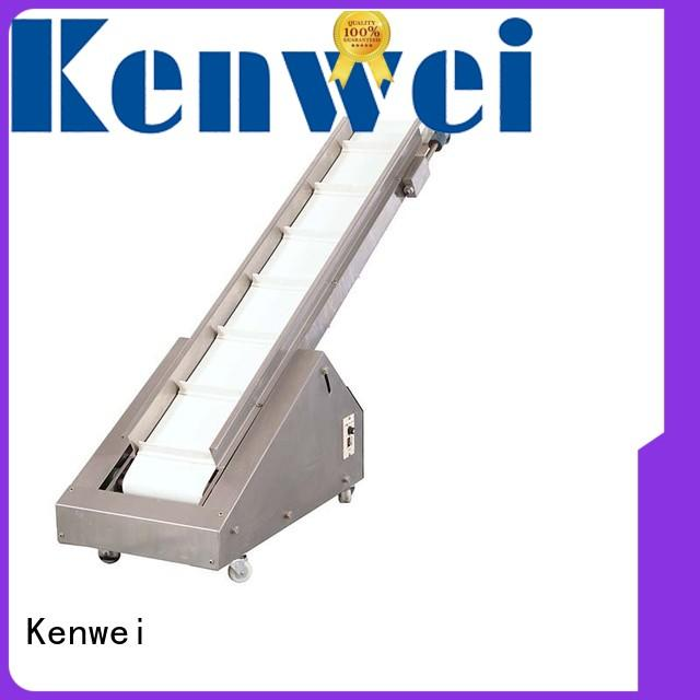 Kenwei table conveyor system easy to disassemble for chemicals