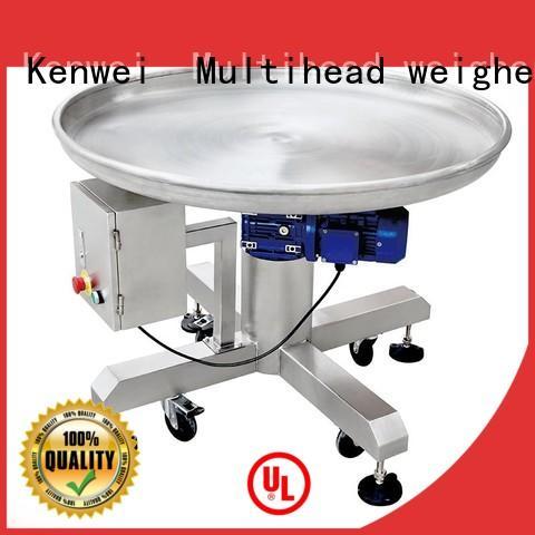 Kenwei miniature chain conveyor on sale for plastics