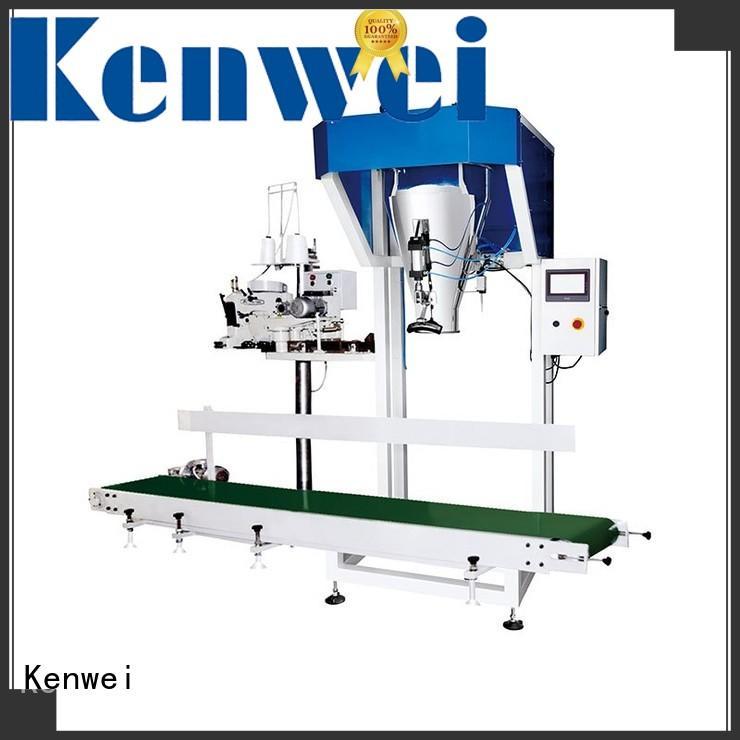 Kenwei échelle électronique de pesage machine avec exquis conception pour matériaux avec légère viscosité