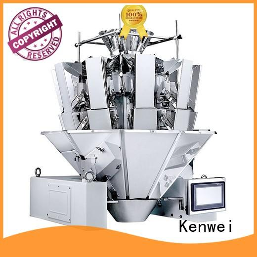 mixing multi head pouch packing machine generation for sauce duck Kenwei