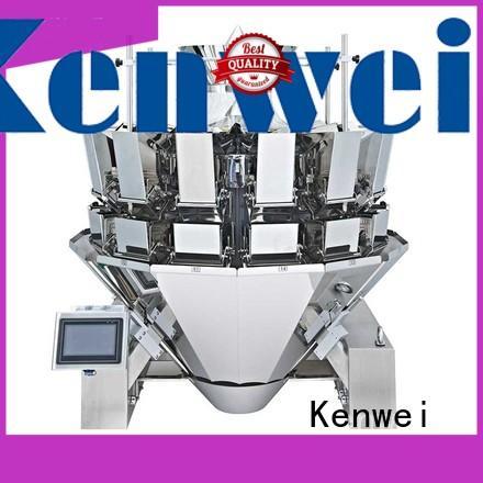 Kenwei multimouth shrink wrap machine avec de haute qualité pour les matériaux avec de l'huile