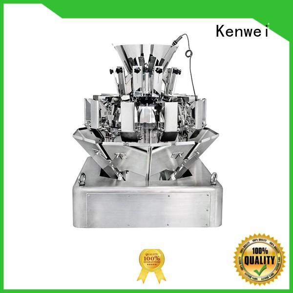Kenwei single vertical form fill and seal heads industry