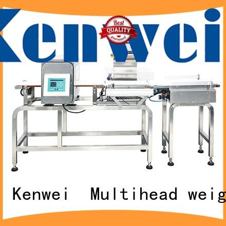 Kenwei checkweigher brand