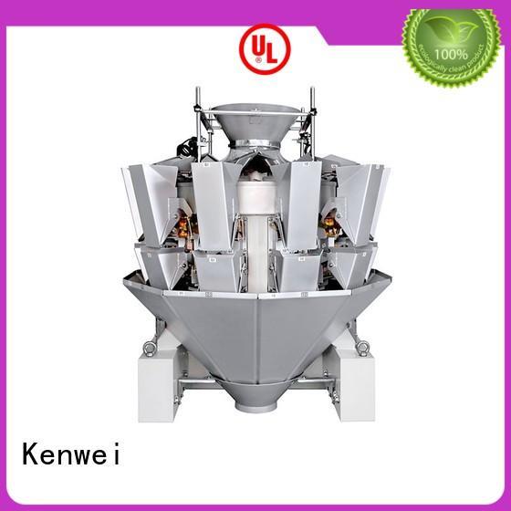 Kenwei avec souplesse shrink wrap machine avec de haute qualité pour les matériaux à haute viscosité