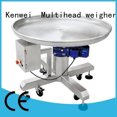Sistema de transportador de calidad Kenwei marca transportador
